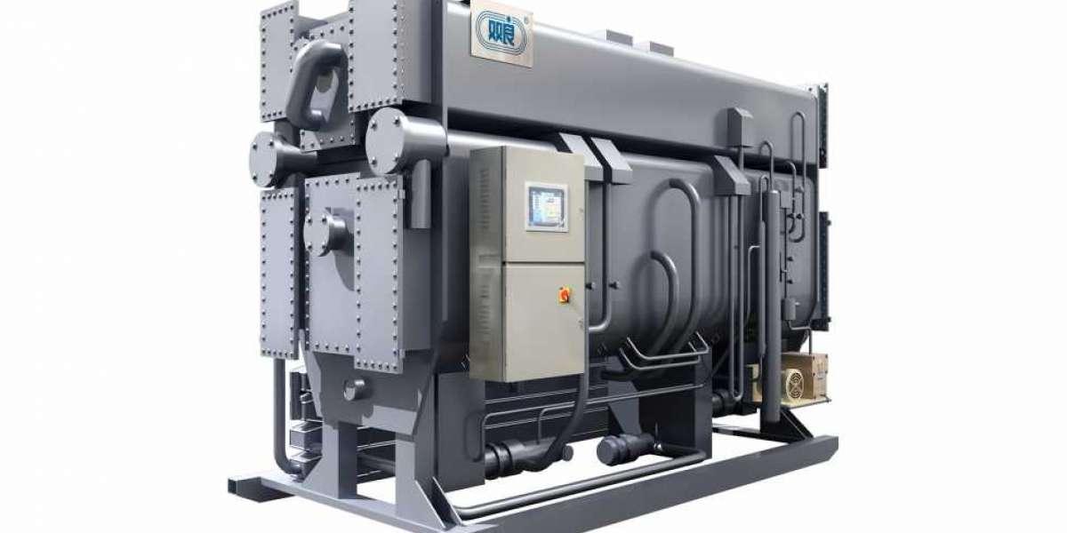 Kromschroeder s.a. ofrece la tecnología de frío por absorción para la industria química