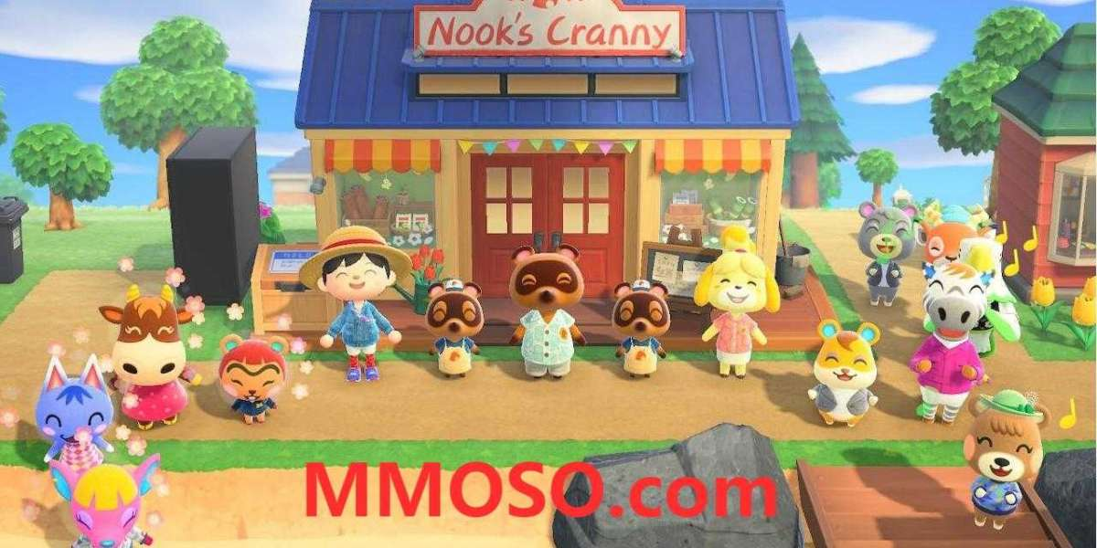 Animal Crossing is the spiritual world where we forget our troubles